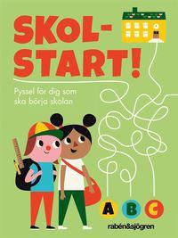 bokomslag Skolstart! Pyssel för dig som ska börja skolan