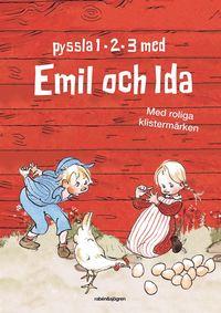 bokomslag Pyssla 123 med Emil och Ida