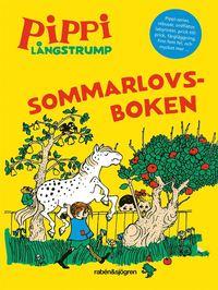 bokomslag Pippi Långstrump. Sommarlovsboken