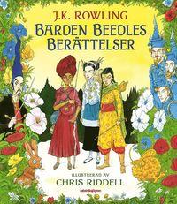 bokomslag Barden Beedles berättelser ill