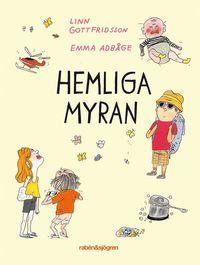 bokomslag Hemliga Myran