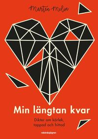 bokomslag Min längtan kvar : dikter om kärlek - tappad och hittad