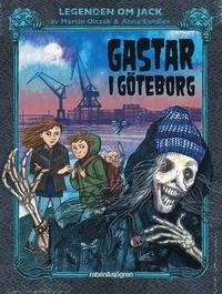 bokomslag Gastar i Göteborg