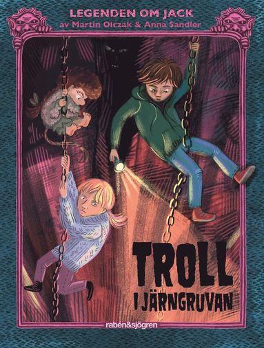 bokomslag Troll i järngruvan