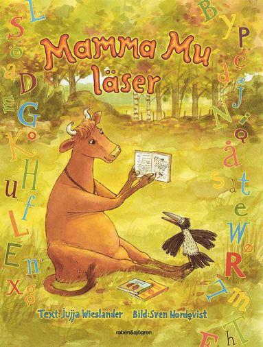 bokomslag Mamma Mu läser