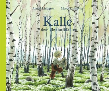bokomslag Kalle : den lille tjurfäktaren