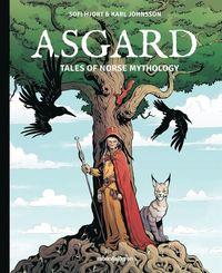 bokomslag Asgard : tales of norse mythology