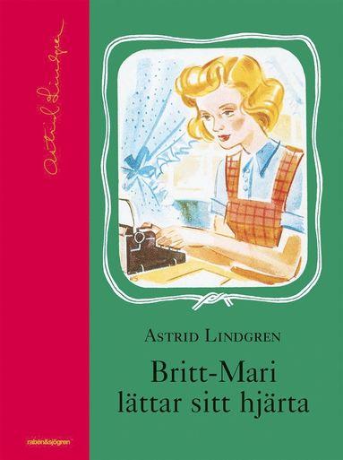 bokomslag Britt-Marie lättar sitt hjärta