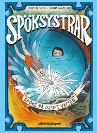 bokomslag Spöke på djupt vatten
