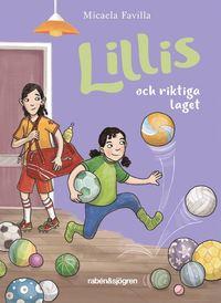bokomslag Lillis och riktiga laget