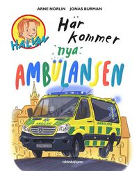 bokomslag Här kommer nya ambulansen