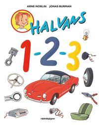 bokomslag Halvans 1-2-3