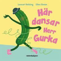 bokomslag Här dansar Herr Gurka