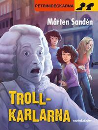 bokomslag Trollkarlarna