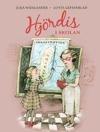 bokomslag Hjördis i skolan