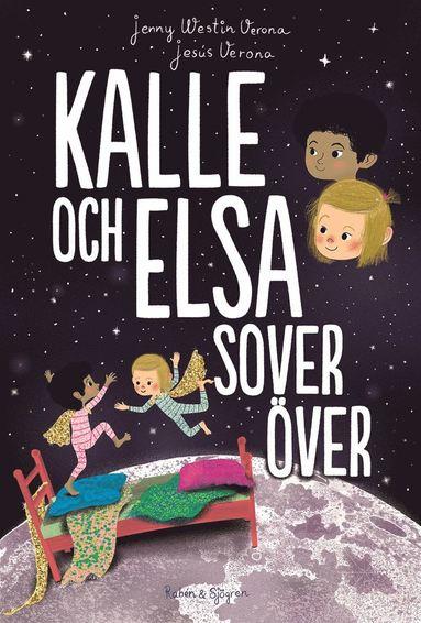 bokomslag Kalle och Elsa sover över
