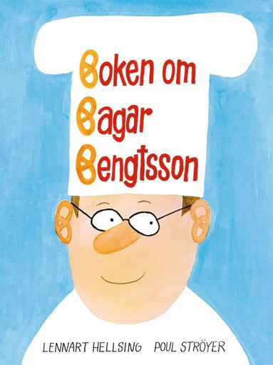 bokomslag Boken om Bagar Bengtsson