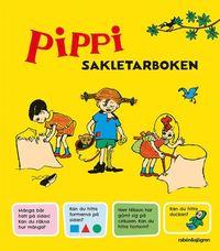 bokomslag Pippi Sakletarboken