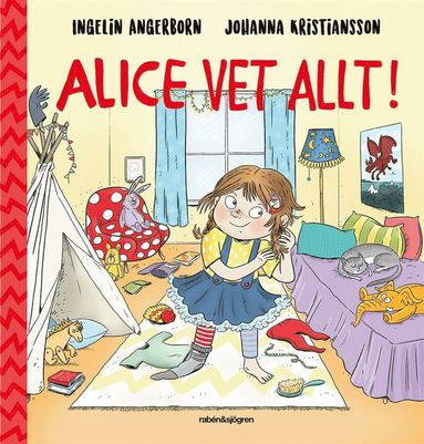 bokomslag Alice vet allt!