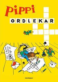 bokomslag Pippi ordlekar : Korsord, rebusar och ordflätor