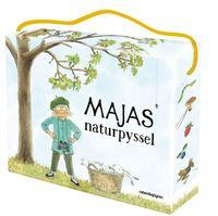 bokomslag Majas naturpyssel