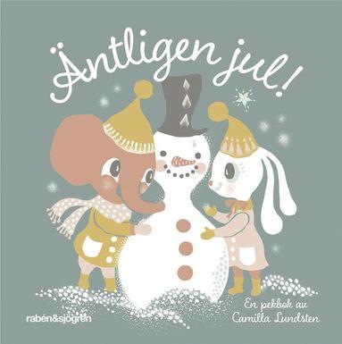 bokomslag Äntligen jul!