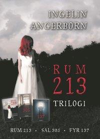 bokomslag Rum 213-trilogin