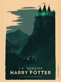 bokomslag Harry Potter och halvblodsprinsen