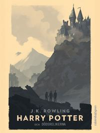 bokomslag Harry Potter och dödsrelikerna