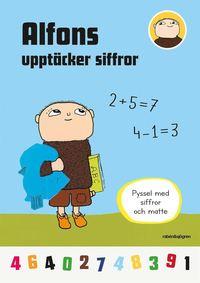 bokomslag Alfons upptäcker siffror