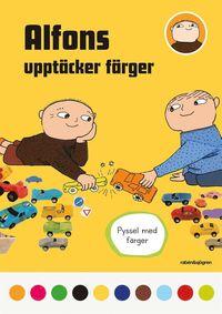 bokomslag Alfons upptäcker färger