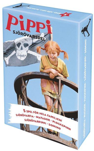 Spel Pippi Sjörövarspel