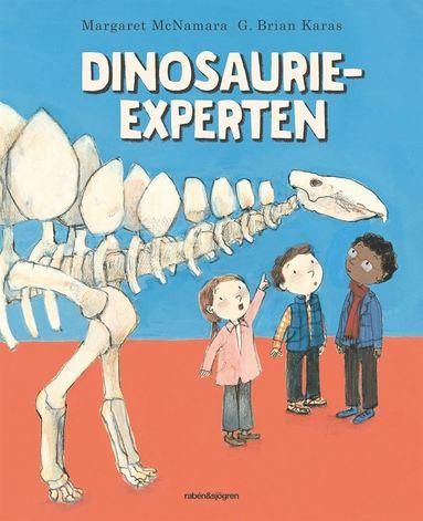 bokomslag Dinosaurieexperten