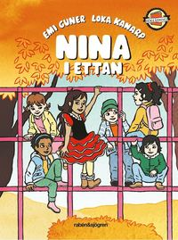 bokomslag Nina i ettan