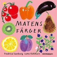bokomslag Matens färger