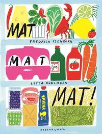 bokomslag Mat, mat, mat