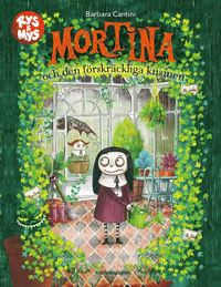 bokomslag Mortina och den förskräckliga kusinen