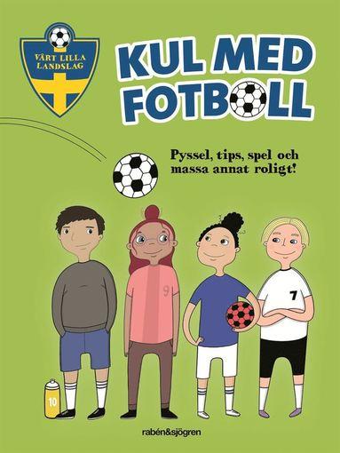 bokomslag Kul med fotboll