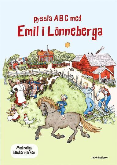 bokomslag Pyssla ABC med Emil i Lönneberga