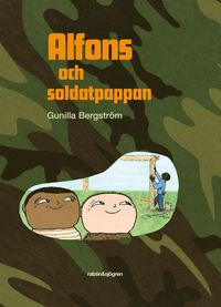 bokomslag Alfons och soldatpappan