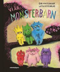 bokomslag Vi är monsterbarn
