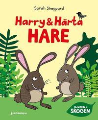 bokomslag Harry och Härta Hare