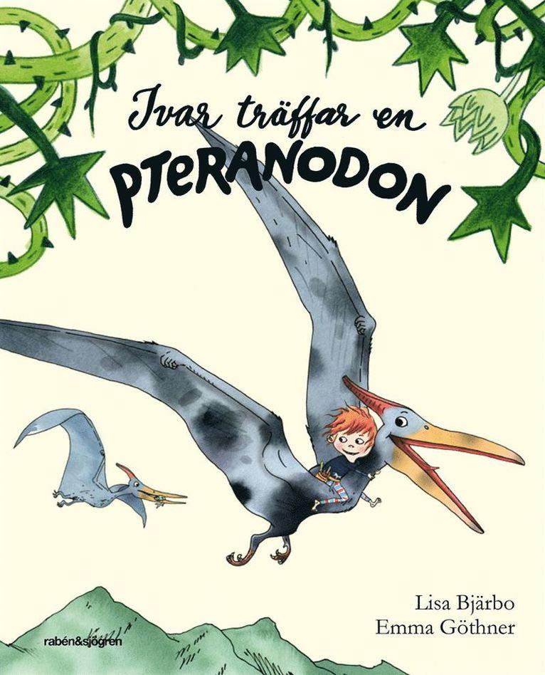 Ivar träffar en pteranodon 1