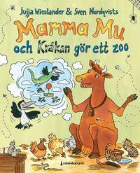 bokomslag Mamma Mu och Kråkan gör ett zoo