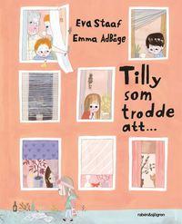 bokomslag Tilly som trodde att...
