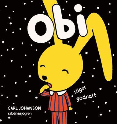 bokomslag Obi säger godnatt