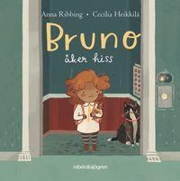 bokomslag Bruno åker hiss