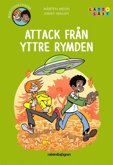 bokomslag Attack från yttre rymden