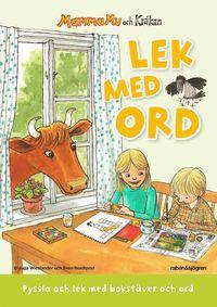 bokomslag Mamma Mu och Kråkan - Lek med ord
