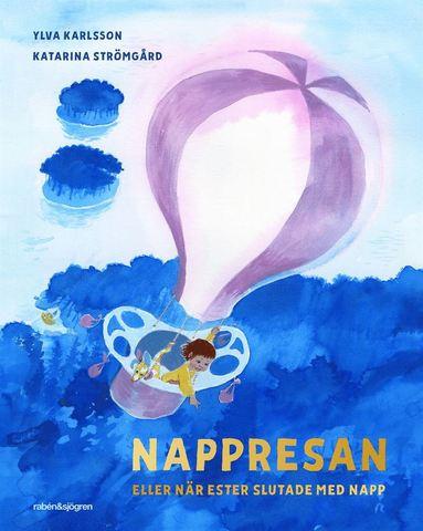 bokomslag Nappresan : eller när Ester slutade med napp